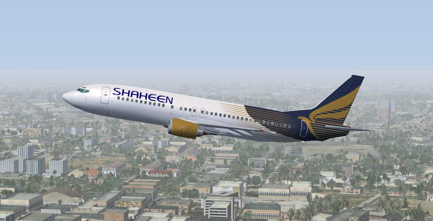 shaheen airline pakistan reservation