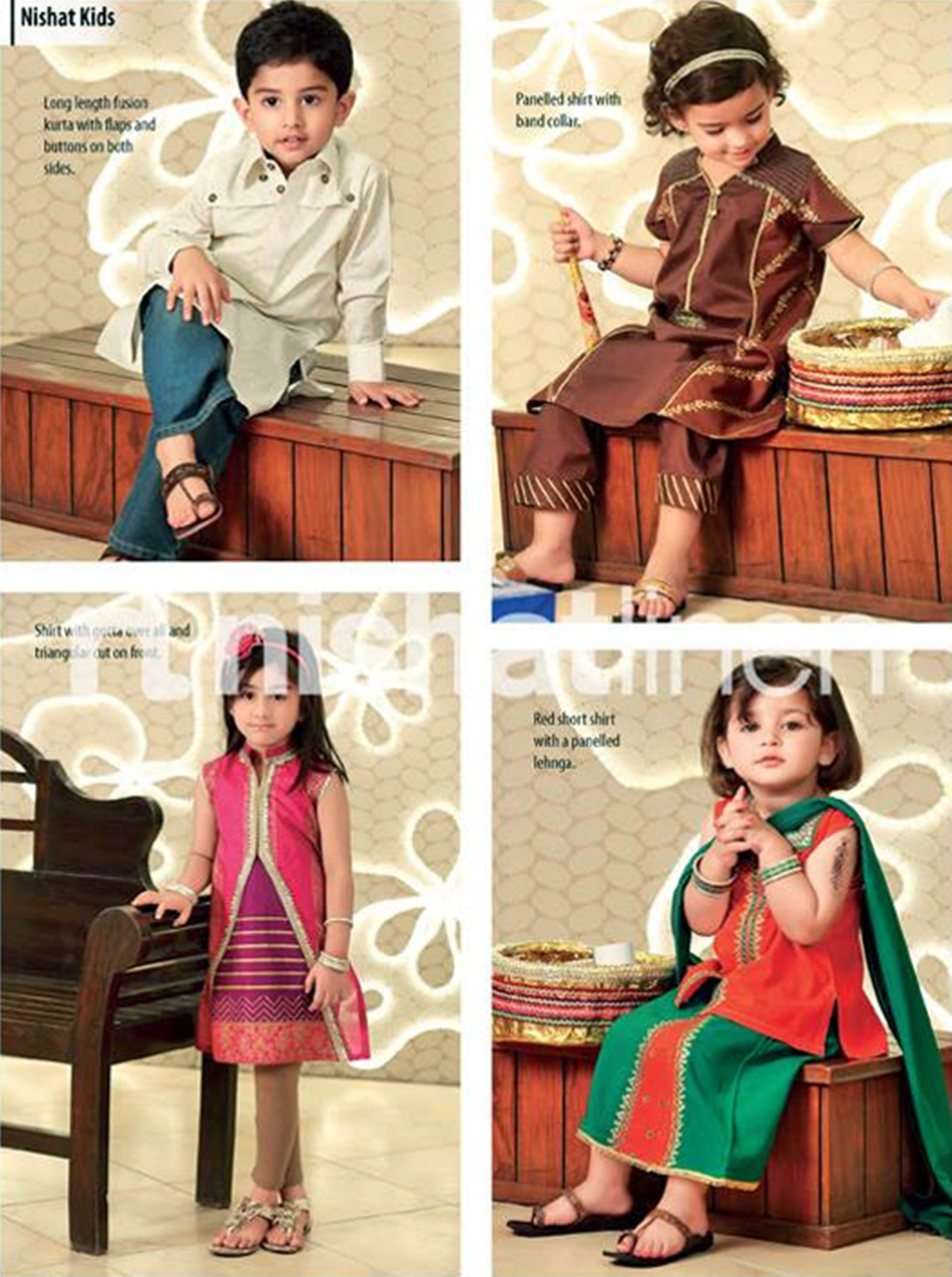 Nishat Linen Kids Boys Girls Clothes Brands Products