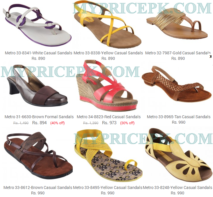 Ladies shoes brands in lahore