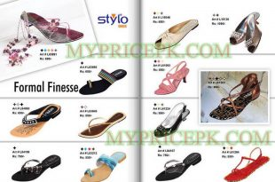 Stylo Shoes Collection Summer Season 2021 Price Pictures Styles Designs For Women