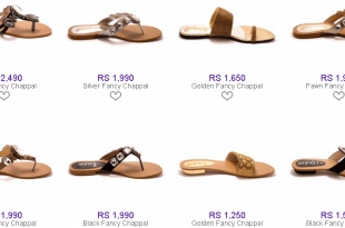 Stylo Shoes Summer Footwear Sandals Collection 2021 Prices For Eid Women/Girls