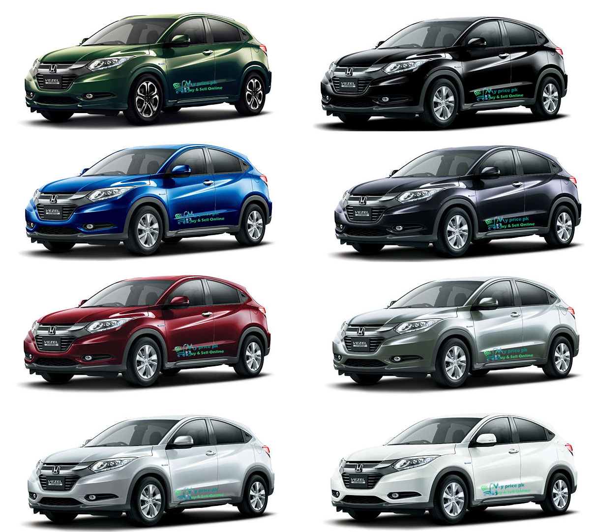 Honda Dual Sport Canada >> Honda Vezel Hybrid 2018 Price in Pakistan Specs Features Mileage New Shape Pictures