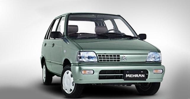 Suzuki Mehran Vx Price