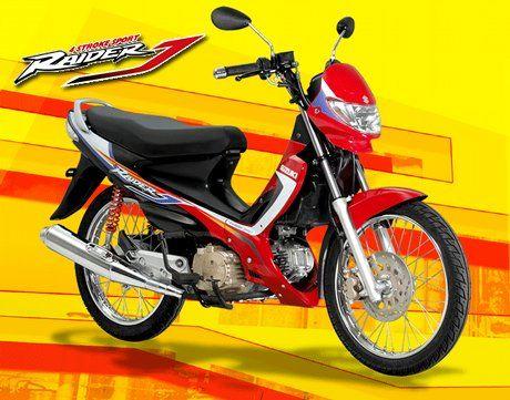 Suzuki Raider Logo