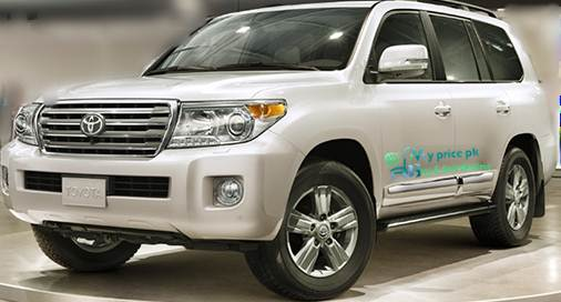 toyota land cruiser 2018 price in pakistan specs features mileage new model shape pictures. Black Bedroom Furniture Sets. Home Design Ideas