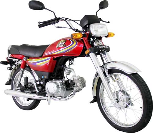 New Model 2021 Crown CRLF 70cc Euro 2 Shape Changes Price and Specs In Pakistan