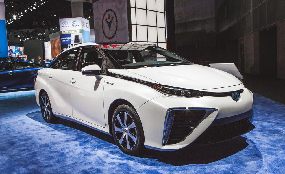 Toyota Air Car Mirai New Model 2018 Price in Pakistan with ...