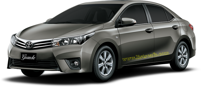 Toyota Corolla Altis Grande 1 8 Automatic New Model 2018