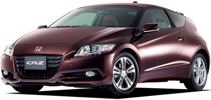 Honda CR-Z Sports Hybrid Base Grade Solid/Metallic Colors Price In Pakistan Features