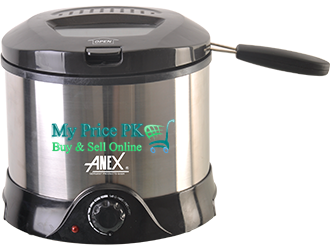 Anex Deep Fryer Price And Specifications In Pakistan Features Capacity Wattage Reviews