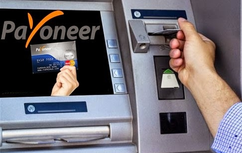How to Payoneer Money Withdrawal in Pakistan Using ATM Machine