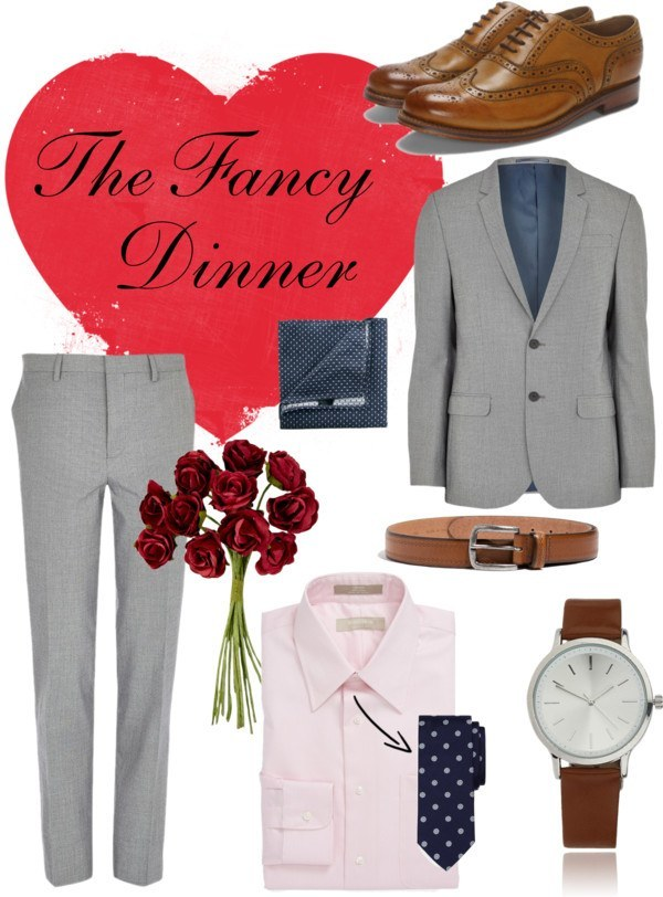 Valentine Day 2016 Which Type Gents Dresses Wear For