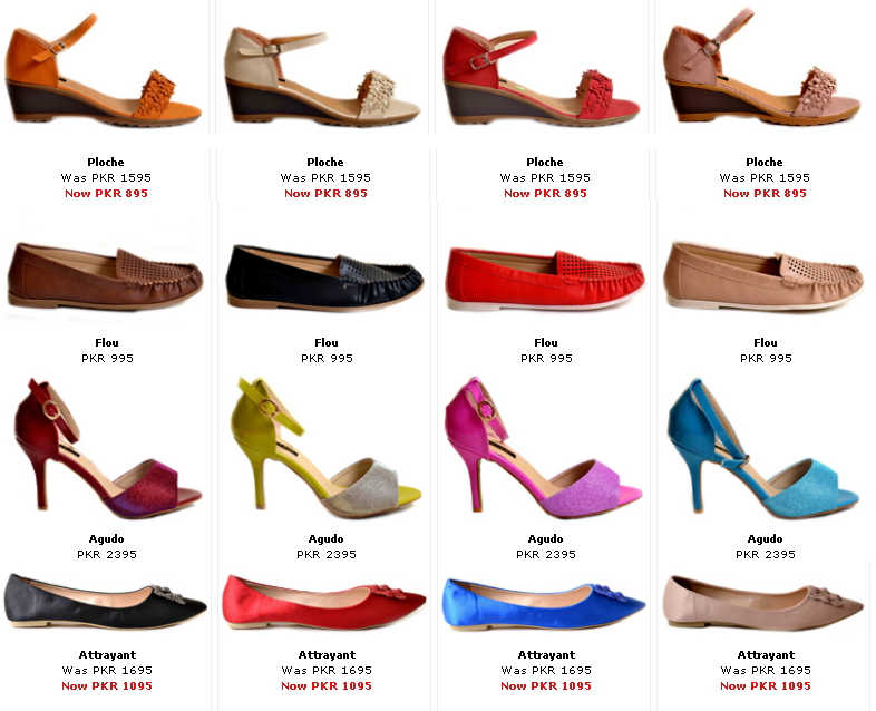 Metro footwear for ladies online