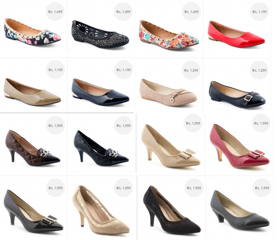 Ladies Shoes Discount Prices