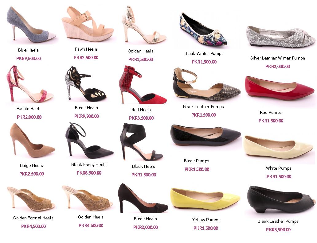 Metro Shoes Heels