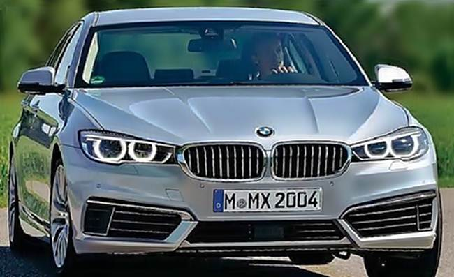 Latest Bmw 3 Series Car New Shape 2018 Price Specification Images Colors Reviews In Stan