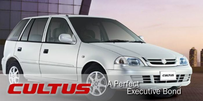 Suzuki Cultus Euro II CNG 2021 Model Car Price in Pakistan Shape Reviews Specs Features