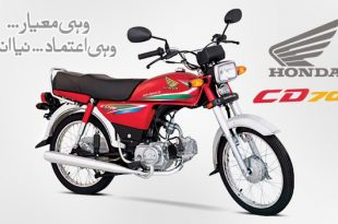 Honda New Bike CD 70 Euro 2 Model 2021 Price in Pakistan Specifications and Mileage Shape