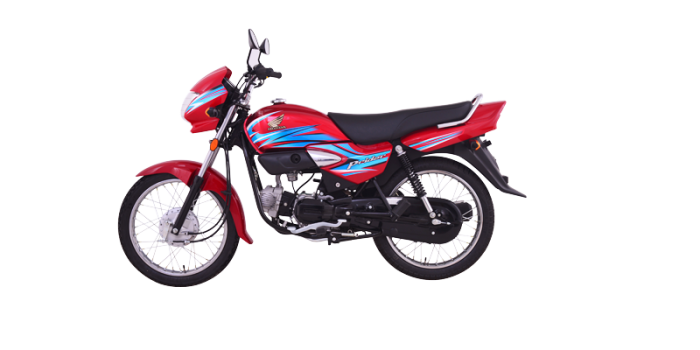Honda Pridor CD 100 Euro ll 2021 Model New Bike Price in Pakistan Shape Specs Colors