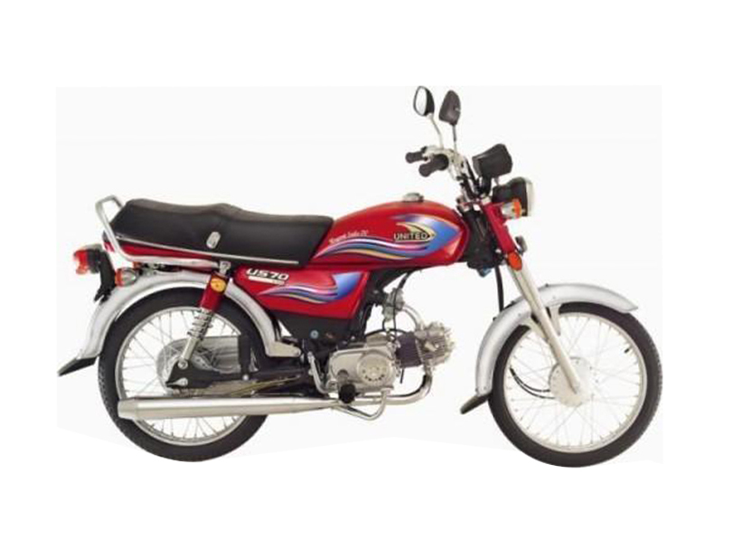 Upcoming United US 70cc New Model 2021 Price in Pakistan Specs Mileage and Shape