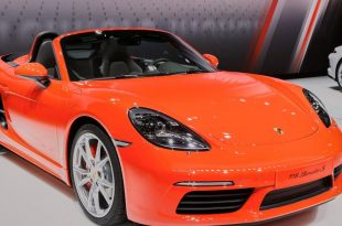 Porsche Boxster GTS 2021 in Pakistan Specs Price Shape Interior Pictures